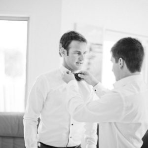 Laurren + Ben :: real Osteria wedding, Tweed Coast