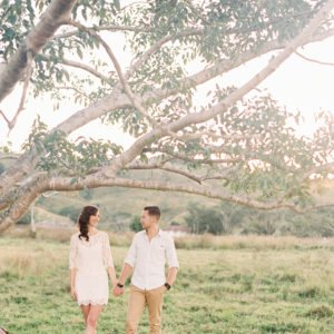 Byron Bay HINTERLAND Engagement Shoot :: BYRON LOVES FAWN WEDDING PHOTOGRAPHY
