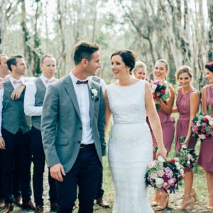 Anna + Nathan :: Osteria Casuarina, Figtree Tweed Coast Wedding Photography