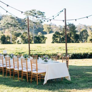 Madura Tea Estate :: Tweed Coast Wedding Venue