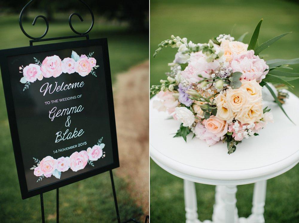 Gemma and Blake Summergrove Estate Real Wedding Carool - Photo02