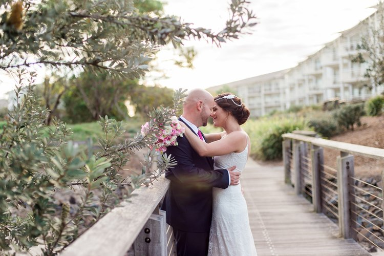 Beach Wedding Venue Kingscliff: Kim + Will :: Salt Village Kingscliff Real Wedding, Salt