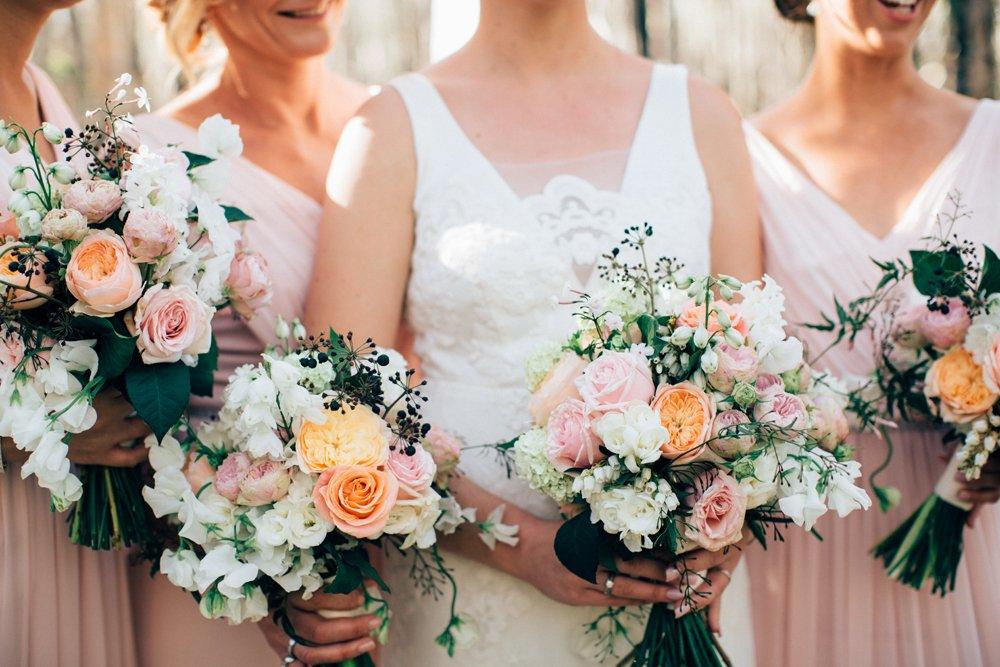 Erin + Sam :: Osteria Casuarina Real Wedding, Tweed Coast