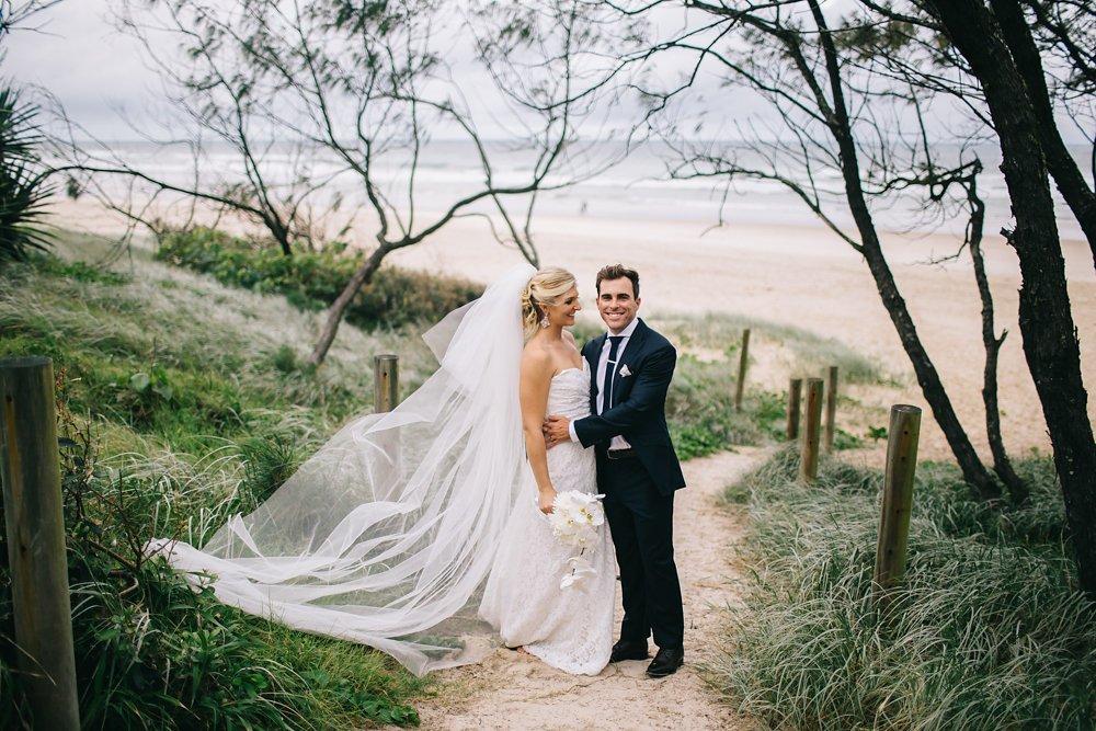 Jess and Lindsay after wedding