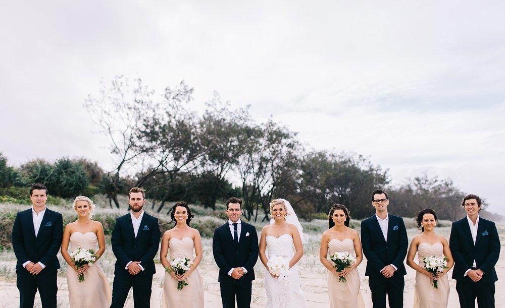 Bridesmaid and Groomsman