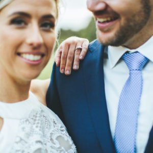 Danica and Andrew :: Summergrove Tweed Coast Wedding Venue