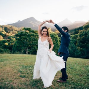 Amanda + Etienne :: Mavis' Kitchen Real Wedding Tweed Coast