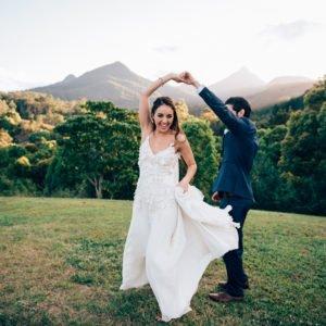 Amanda + Etienne :: Mavis' Kitchen Real Wedding Tweed Coast Wedding Venue Wedding Photography