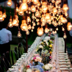 Light up your night! – Weddings Lighting tips from AVIDEAS