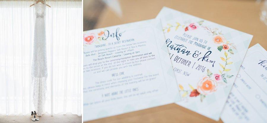Kim and Nathan Babalou, Tweed Coast Wedding Venue - Photo001