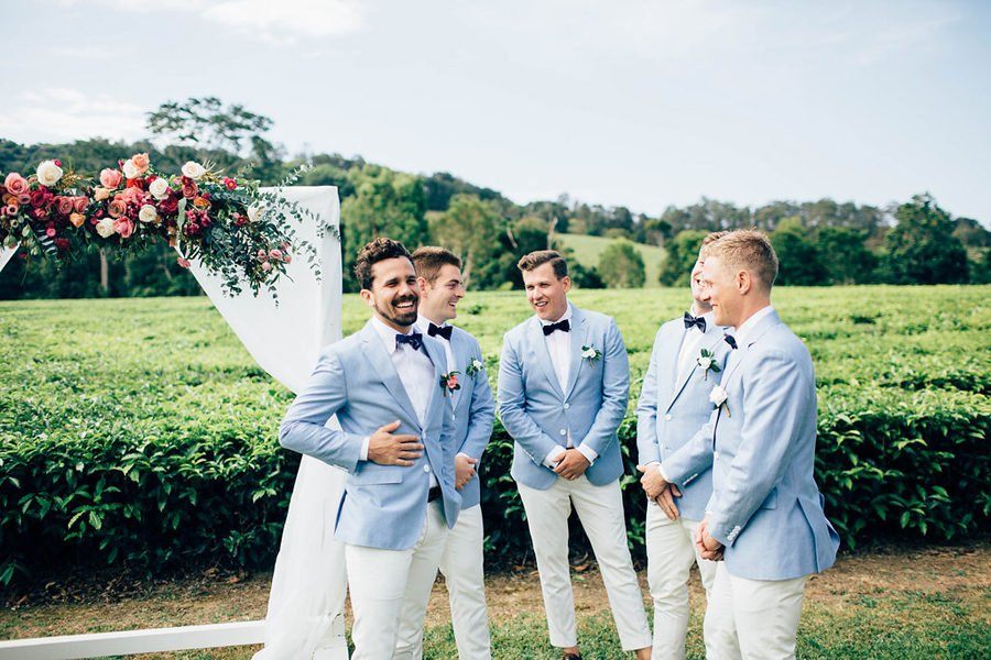 Kim and Nathan Babalou, Tweed Coast Wedding Venue - Photo023