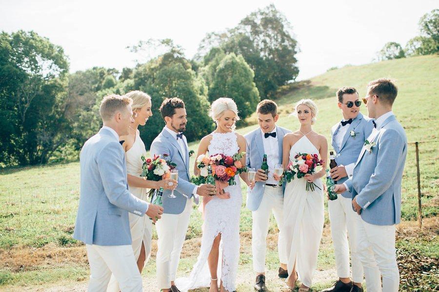 Kim and Nathan Babalou, Tweed Coast Wedding Venue - Photo044