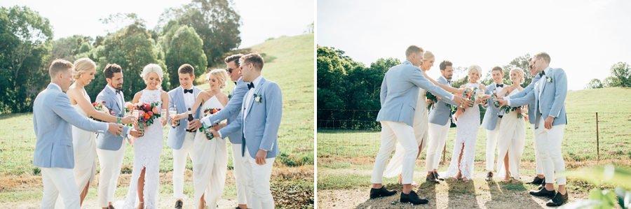 Kim and Nathan Babalou, Tweed Coast Wedding Venue - Photo045