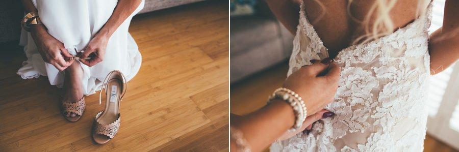 Angela and Aaron Babalou Real Wedding - Photo09