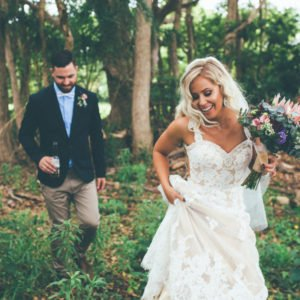 Angela + Aaron :: Babalou Real Wedding Tweed Coast