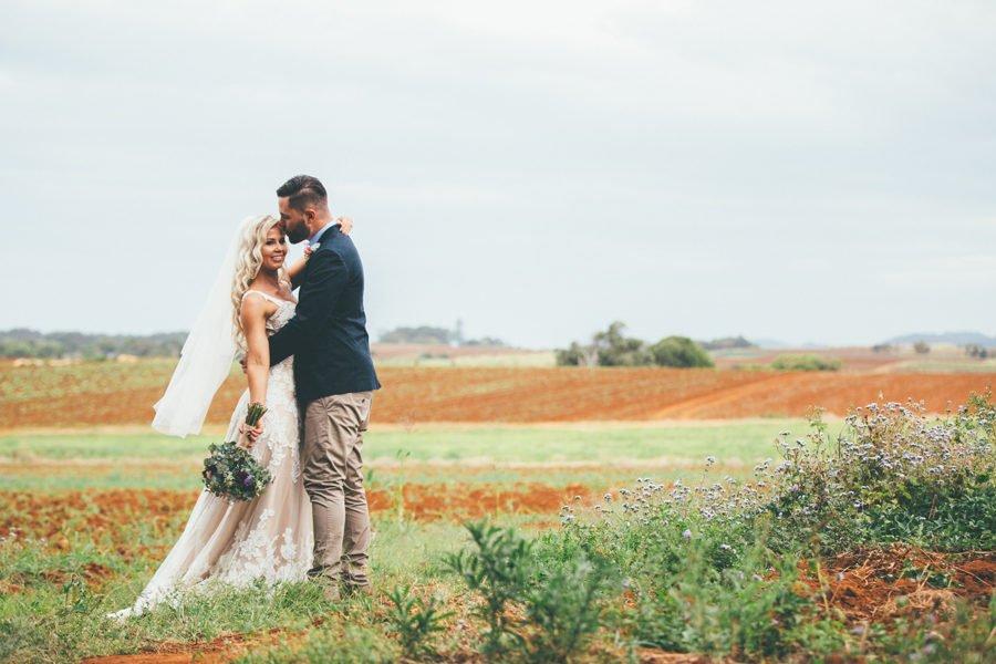 Angela and Aaron Babalou Real Wedding - Photo040