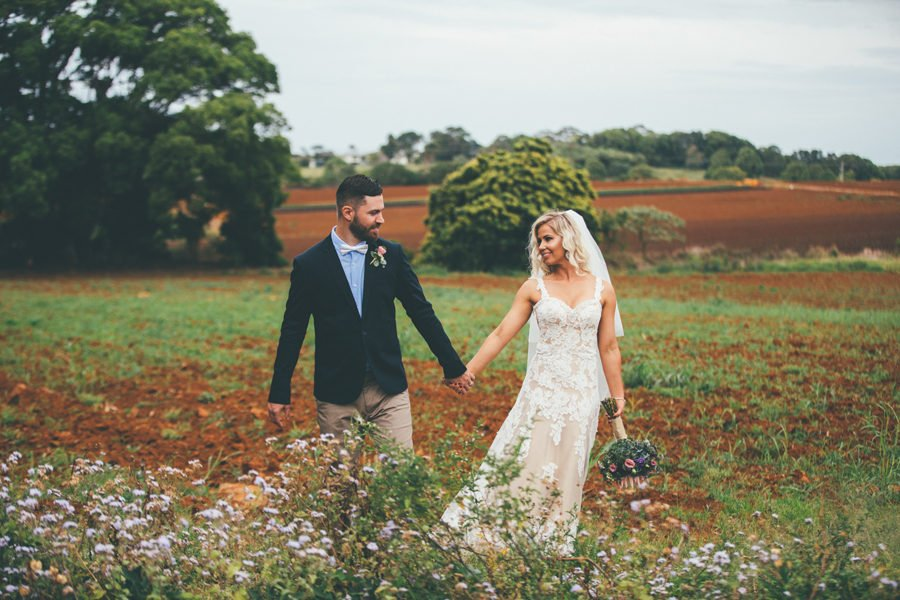 Angela and Aaron Babalou Real Wedding - Photo041