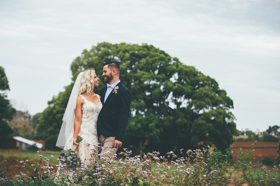 Angela and Aaron Babalou Real Wedding - Photo042