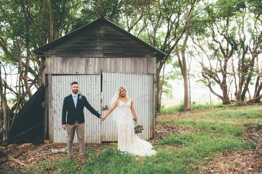 Angela and Aaron Babalou Real Wedding - Photo045