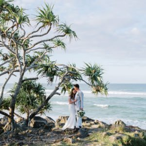 Rachael + Morgan :: Santai Retreat Destination Elopement