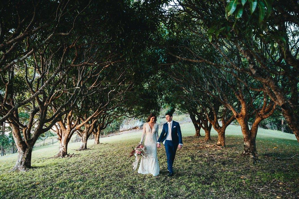 Best ceremony locations on the Tweed Coast Ardeena