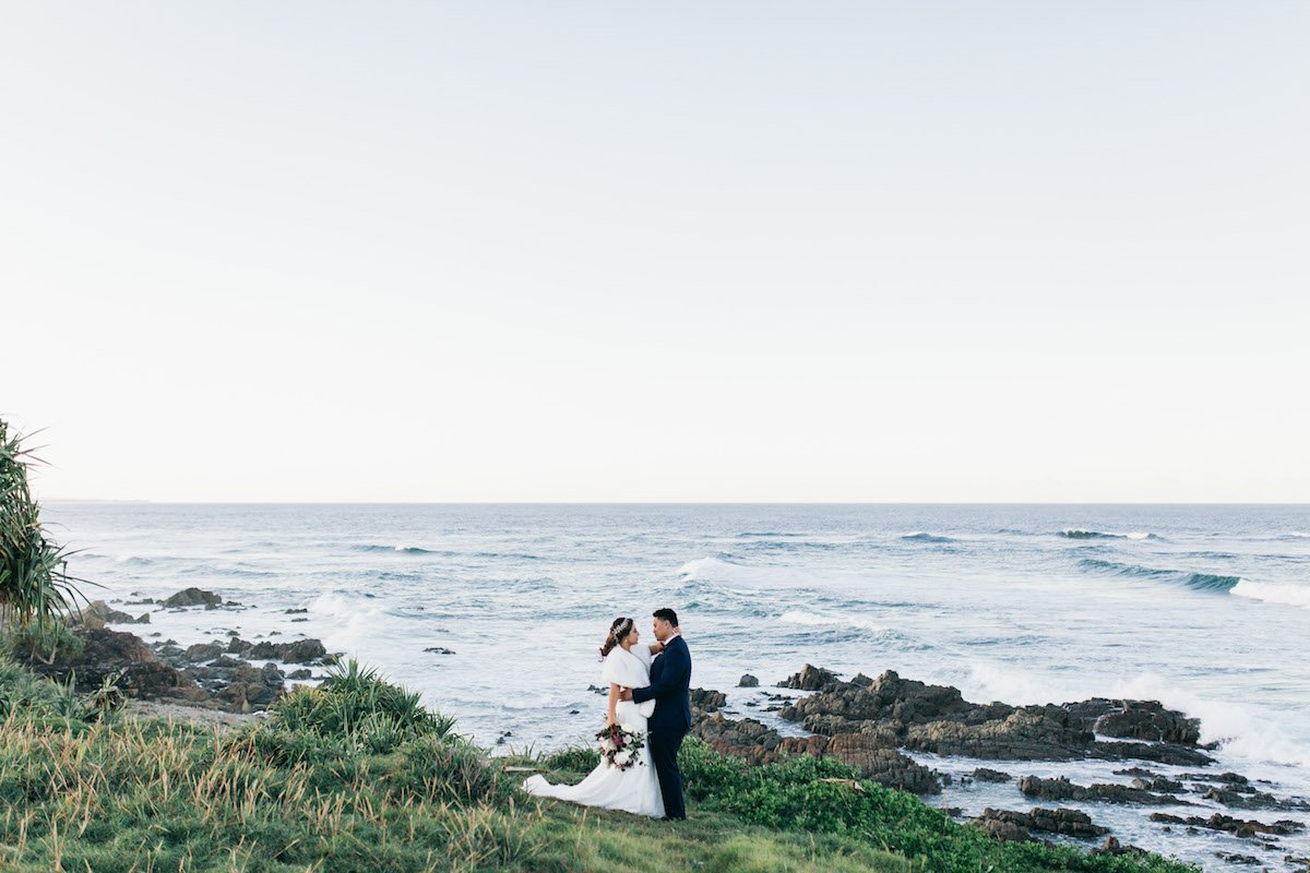 Best ceremony locations on the Tweed Coast Hastings Point