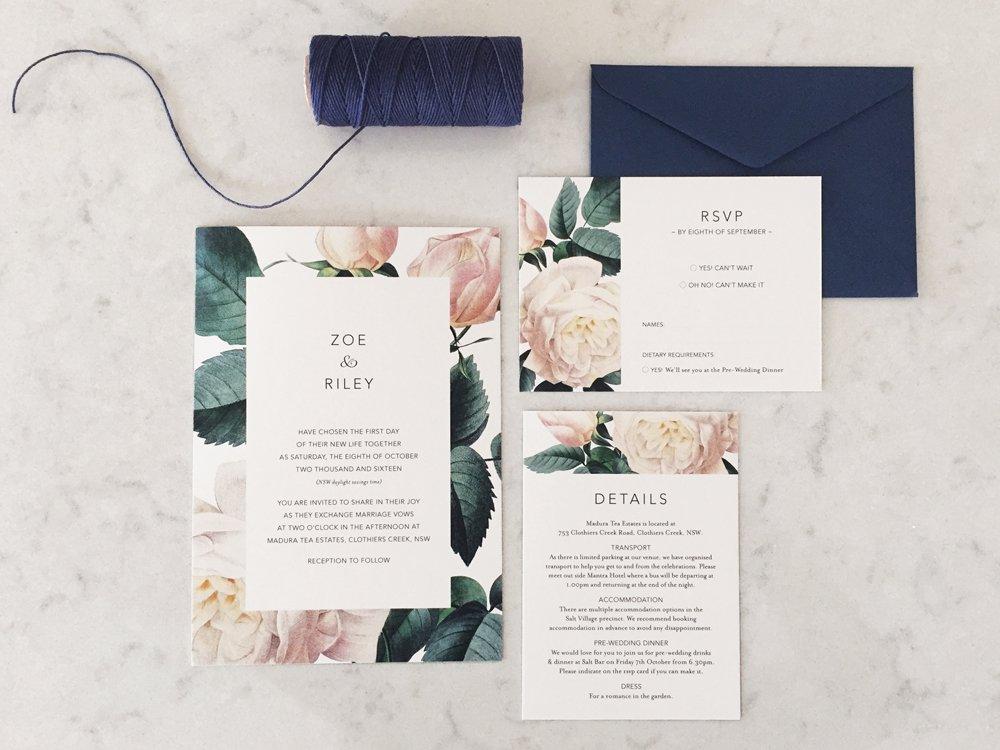 Sunshine and Confetti - Tweed Coast Weddings
