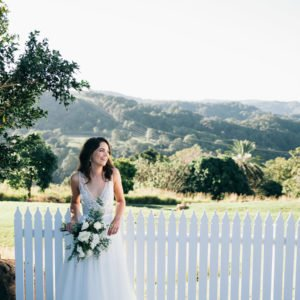 Kristen and Kent's Tweed Hinterland and Beachside Wedding
