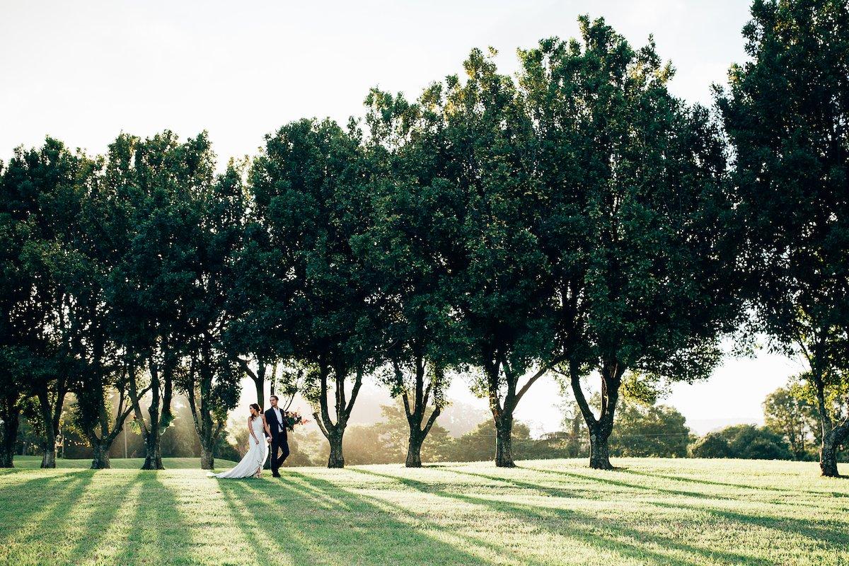 Tweed Wedding Trail Tweed Coast Wedding Venue Ardeena