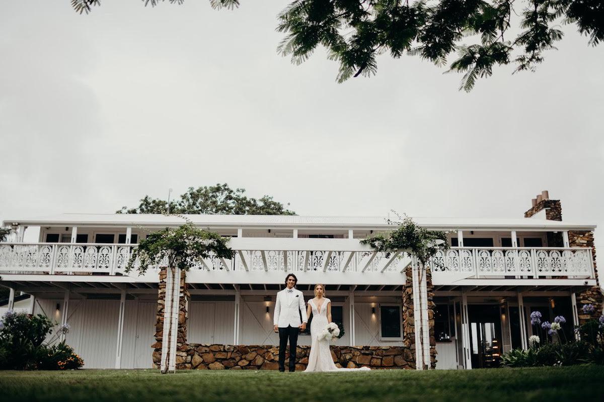 Tweed Wedding Trail Tweed Coast Wedding Venue Fins Plantation House