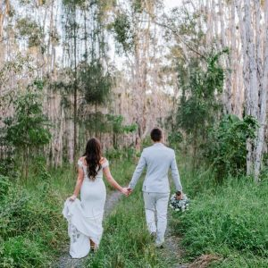 How to Plan the Perfect Elopement on the Tweed Coast: We Speak to Santai Retreat about all things Destination Weddings!