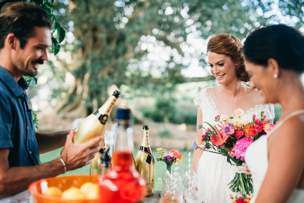How to Create an Unforgettable Dining Experience for your Wedding! | Fins Plantation House and Tweed Coast Weddings