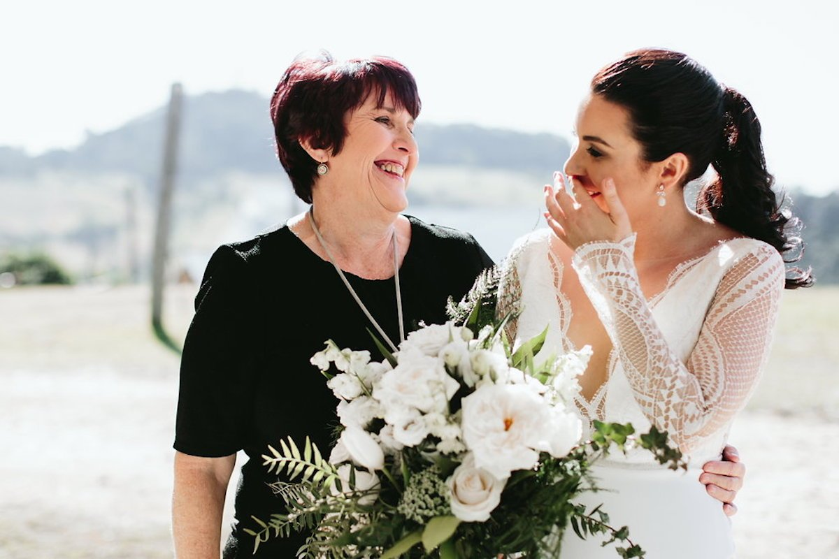 9 Ways to Make Your Mum Feel Special on Your Wedding Day! With Tweed Coast Weddings (1)