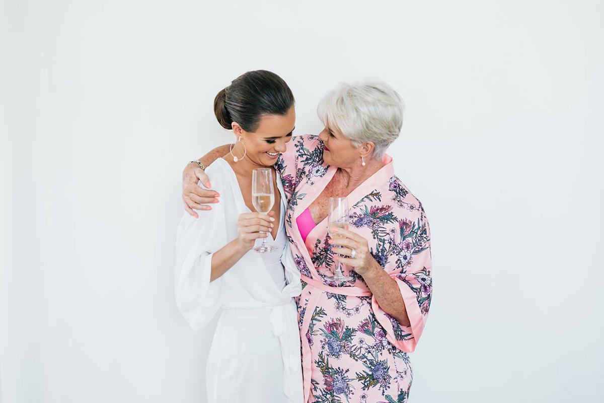 9 Ways to Make Your Mum Feel Special on Your Wedding Day! With Tweed Coast Weddings (4)