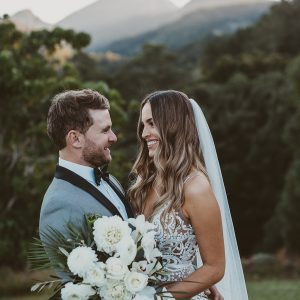 Kimberley + Blake : Magical Mavis's Kitchen Wedding