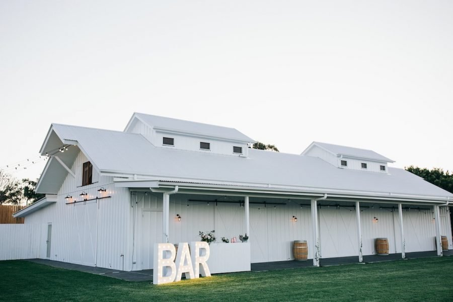 Summergrove Estate Wins Best Reception Venue Tweed Coast Wedding Venue
