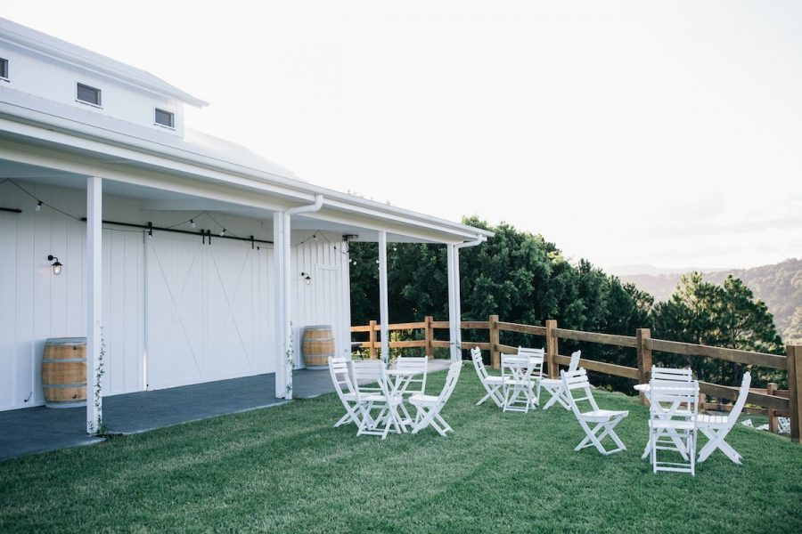 Summergrove Estate Wins Best Reception Venue, Tweed Coast Wedding Venue