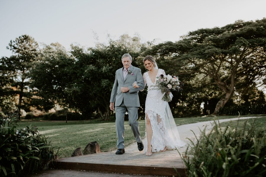 8 Special Ways to Include Your Dad at Your Wedding! Tweed Coast Weddings