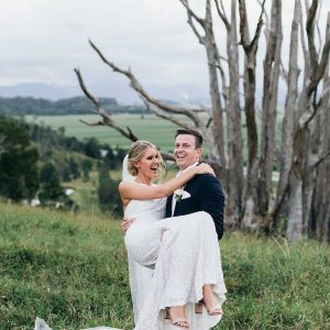 HOLLY + DAVID : SIMPLY BEAUTIFUL AT FINS