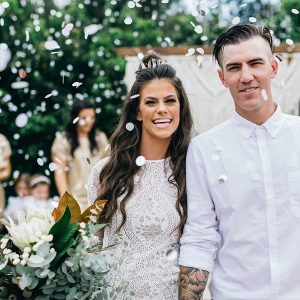 BRITTNEY + JUSTIN : BLISSFUL BOHEMIA AT OSTERIA