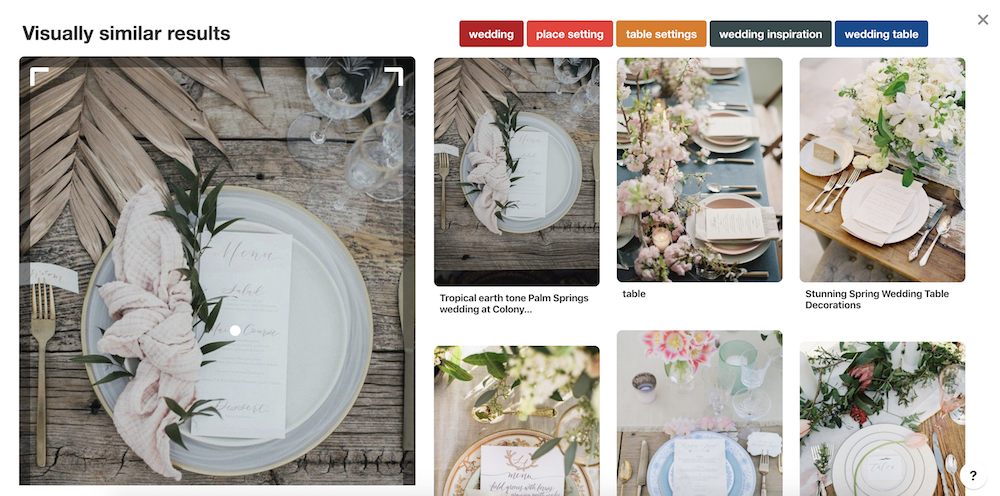 How to use Pinterest for wedding planning tips