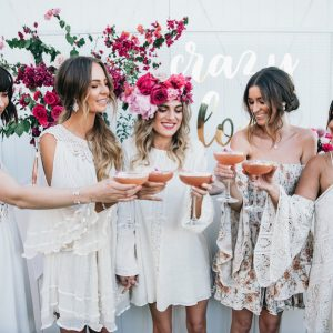 POP IT LIKE IT'S PINK: BRIDAL BASH