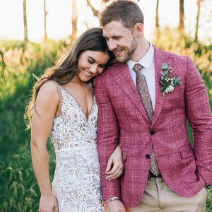 ELISSA + MICHAEL :: MODERN OSTERIA WEDDING