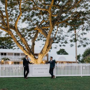 CHRIS + JUSTIN :: RELAXED LUXURY AT FINS