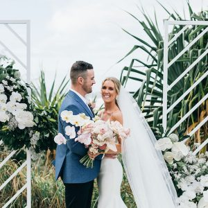 BRITTANNI + DANIEL :: MODERN BEACHSIDE AT BABALOU