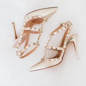 THE TCW EDIT: BRIDAL SHOES