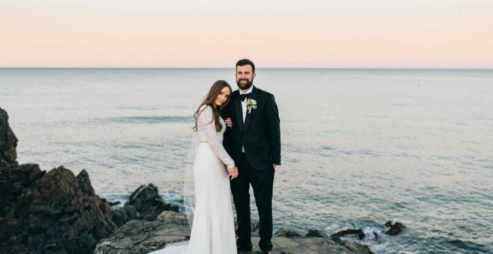 Real Wedding :: Emma + David, Osteria Casuarina | Tweed Coast Weddings