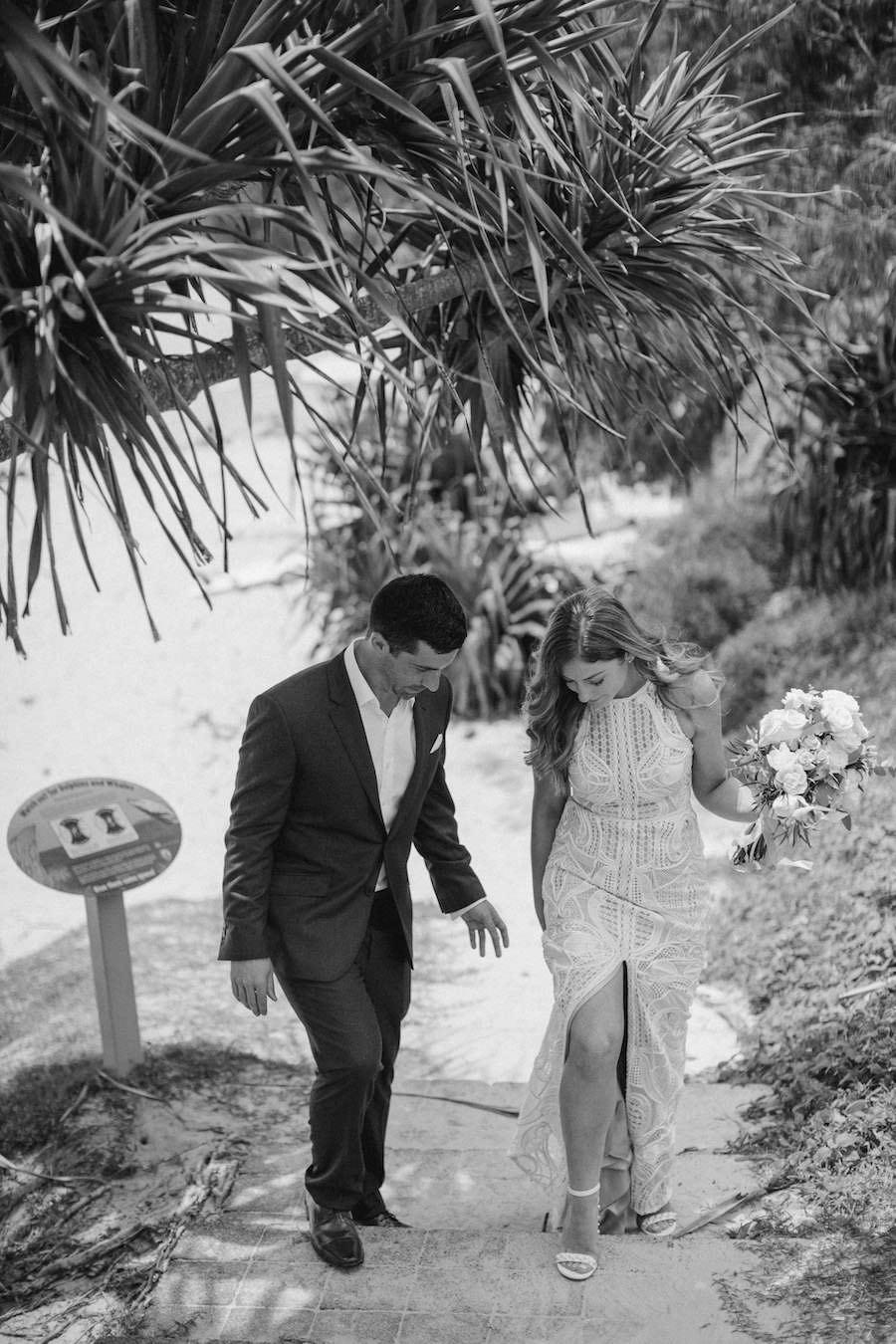 Real Wedding :: Gabi & Tom, Fins Plantation House | Tweed Coast Weddings
