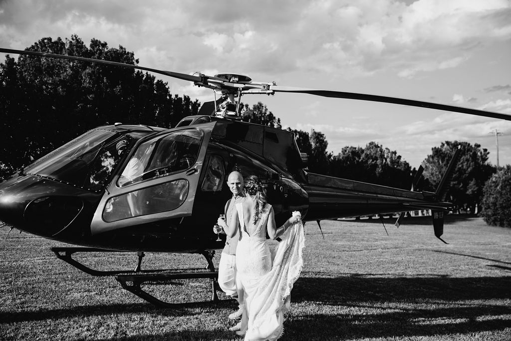 Real Wedding:: Kristie + Clint, Ardeena Tweed Coast Wedding Venue