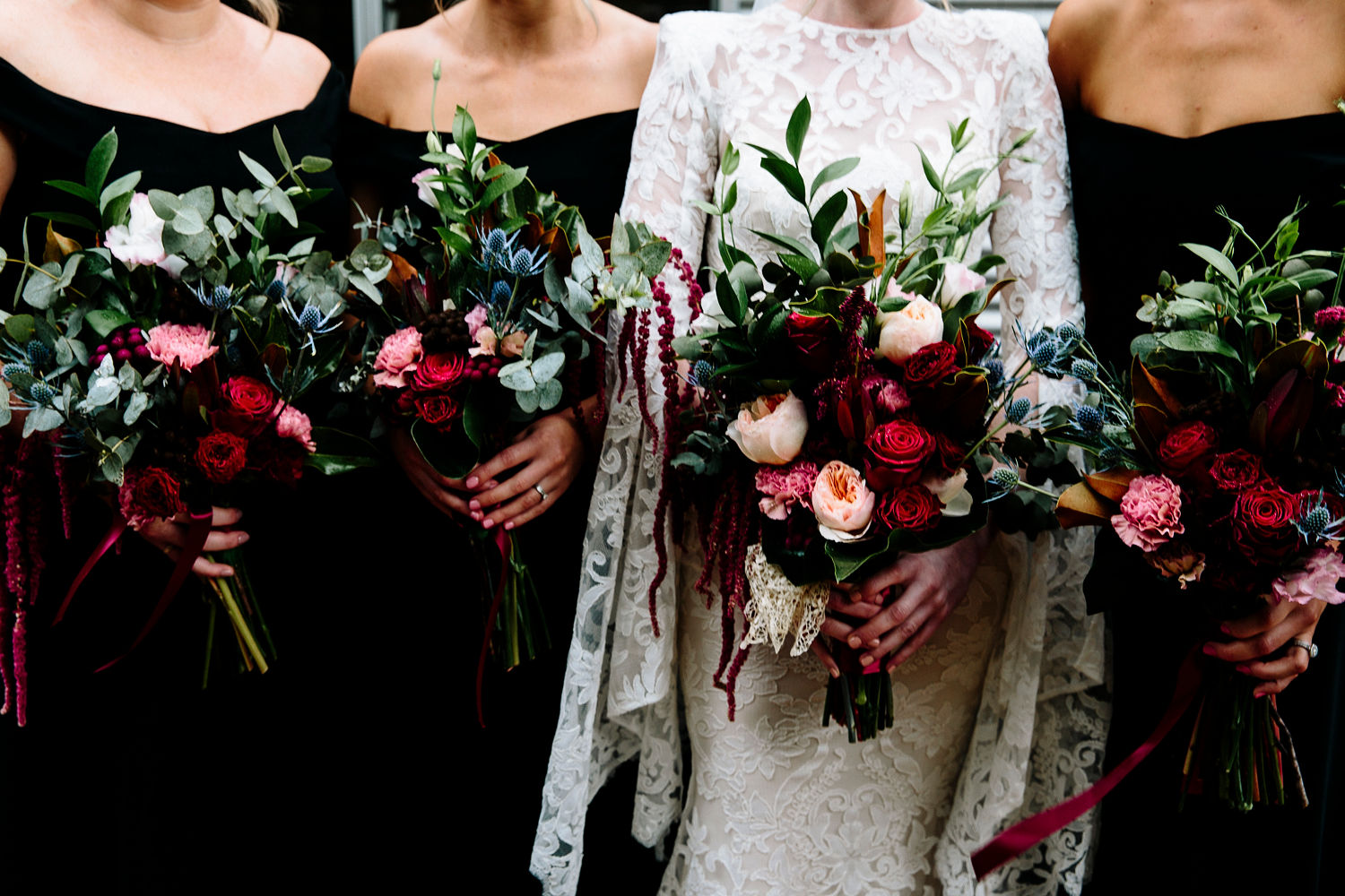 Real Wedding :: Kirby + Connor, Mavis's Kitchen Tweed Coast Wedding